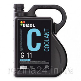 Антифриз Bizol Coolant G11 concentrate 5л
