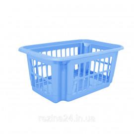 Кошик Алеана 30л, блакитний (122076)