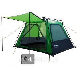 Намет KingCamp Camp King KT3096(green)   KT3096GR