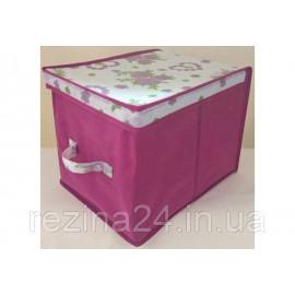 Короб для зберігання речей Тарлєв 30*40*30см, Bordo (50092)