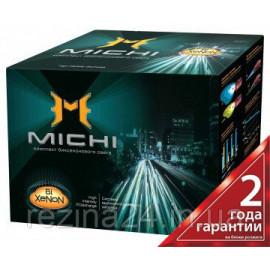 Комплект біксенону Michi 9007 Hi/Low (6000K) 35W