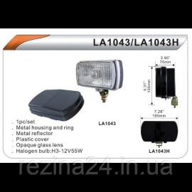 Додаткові фари DLAA 1043 W
