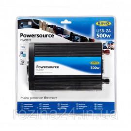 Автомобільний інвертор Ring REINVU500 PowerSource