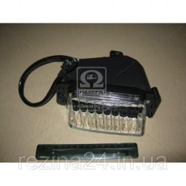 Протитуманна фара ліва IBIZA/CORD 93-99 TYC 19-A622-05-2B