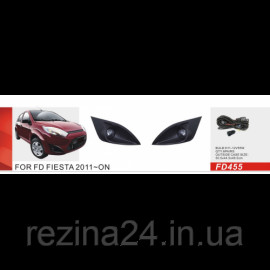 Протитуманні фари Vitol FD-455-W Ford Fiesta 2011-