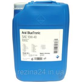 Моторне масло Aral BlueTronic 10W-40 20л
