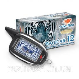 Автосигналізація Scher-Khan Magicar 12 з сиреною