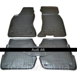 Килимки в салон Avto Gumm 11113 для Audi A6 98-01
