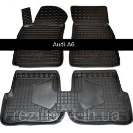 Килимки в салон Avto Gumm 11114 для Audi A6 01-04