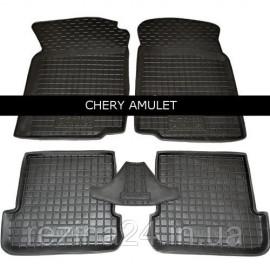 Килимки в салон Avto Gumm 11125 для Chery Amulet 03-12