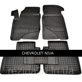 Килимки в салон Avto Gumm 11132 для Chevrolet Niva