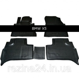 Килимки в салон Avto Gumm 11119 для BMW X5 E53 2000-2006
