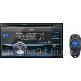 2-DIN, CD/MP3-ресивер JVС KW-SD70BTEYD