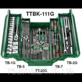 Набір інструменту Hans TTB-111G (111 предмета)