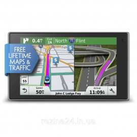 GPS навігатор Garmin DriveLuxe 50