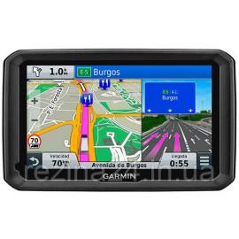 GPS навігатор Garmin Dēzl 770LMT