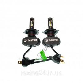 Лампи світлодіодні Baxster S1 H1 6000K 4000Lm (2 шт)