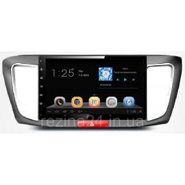 Штатна магнітола Sound box SB-1110 (Honda Accord 2013+). Android 4.2
