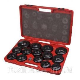 Комплект чашок для зняття масляних фільтрів TJG A2090