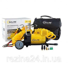 Автомобільний компресор Solar AR205