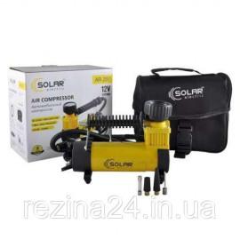 Автомобільний компресор Solar AR207