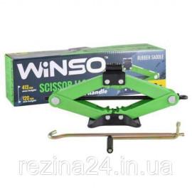 Домкрат гвинтовий Winso 122100 2т