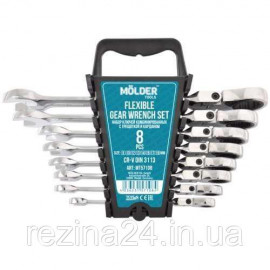 Набір ключів Molder MT57108