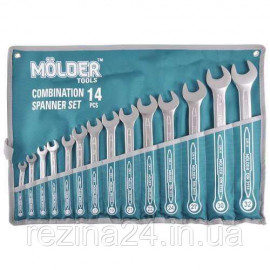 Набір ключів Molder MT58114