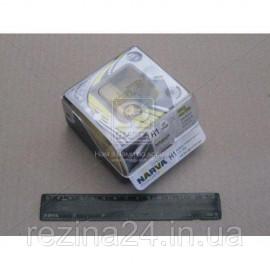 Комплект галогенних ламп Narva Range Power White 98515S2 Twin Set H1 12V 85W