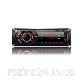 Автомагнітола Fantom FP-303 Black/Red
