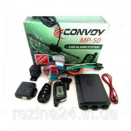 Автосигналізація Convoy MP-50 LCD