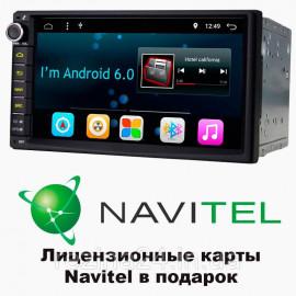 Автомагнітола Prime-X C711. Android