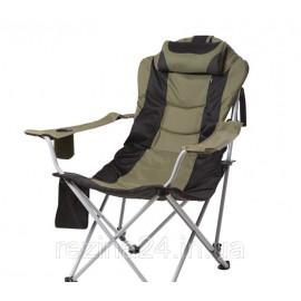 Кресло Vitan «Директор», Ø 19 мм (Зеленый)