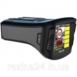 Відеореєстратор і радар детектор Sho-Me Combo №1 A12 Signature