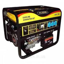 Бензиновий генератор FORTE FG6500E (5кВт)