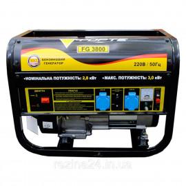Бензиновий генератор FORTE FG3800 (3кВт)