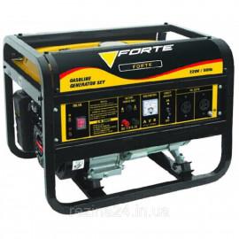 Бензиновий генератор FORTE FG3500 (2.5 кВт)