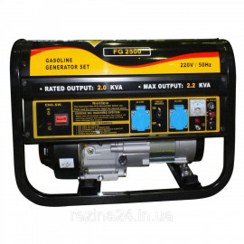 Бензиновий генератор FORTE FG2500 (2кВт)