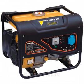 Бензиновий генератор FORTE FG2000 (1.2 кВт)