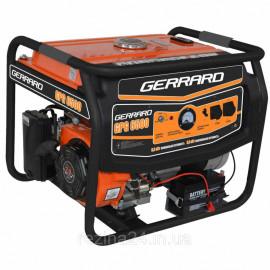 Бензиновий генератор Gerrard GPG6500 (5кВт)