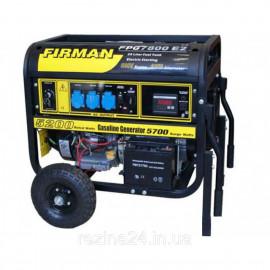 Бензиновий генератор Firman FPG 7800 E2 (5кВт)