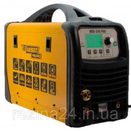 Зварювальний напівавтомат Kaiser MIG-310 PRO 3в1