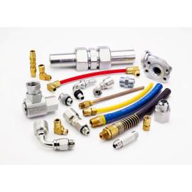 Комплектующие для гидравлического оборудования