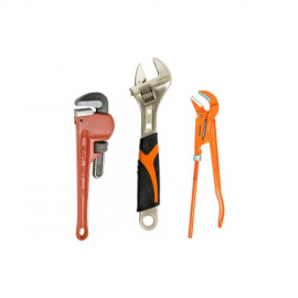 Ключі трубні і розвідні