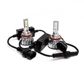 Світлодіодні лампи AllLight F2 H11 50W 6500K 7000lm