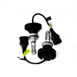 Світлодіодні лампи AllLight X3 H11 50W 6000K 6000lm