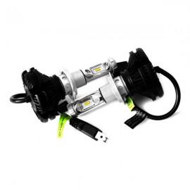 Світлодіодні лампи AllLight X3 H7 50W 6000K 6000lm