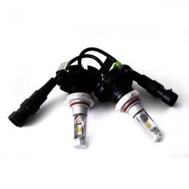 Світлодіодні лампи AllLight X3 HB3 50W 6000K 6000lm