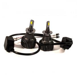 Світлодіодні лампи HeadLight F1X H3 (Pk22s) 52W 12V 8400Lm