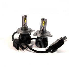 Світлодіодні лампи HeadLight F1X H4 (P43t) 52W 12V 8400Lm